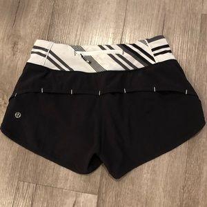 Lululemon speedy shorts!